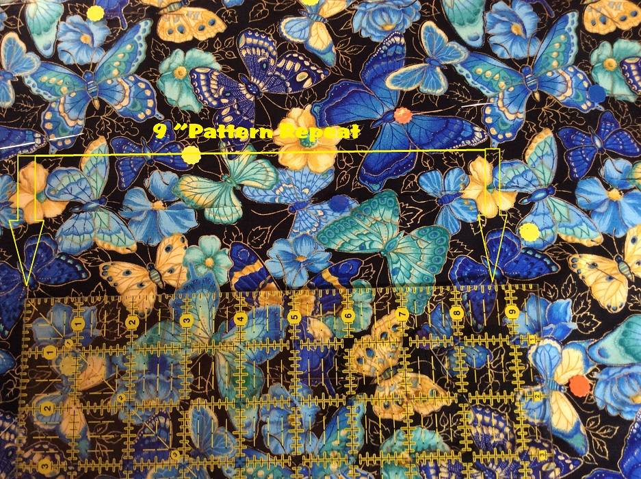 Butterfly-fabric