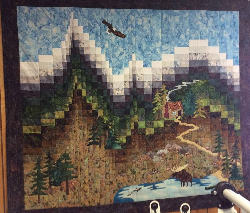My-Cabin-in-the-Woods-Bargello-Quilt